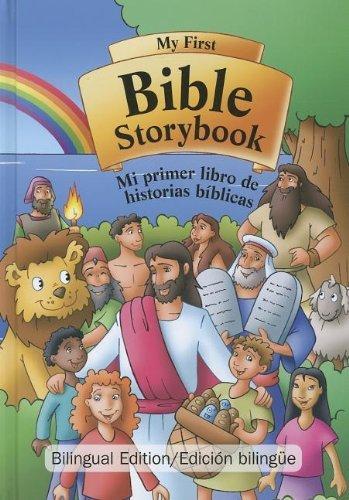 My First Bible Storybook/Mi Primer Libro de Historias Biblicas [Spanish Edition] by Jacob Kramer [Concordia Publishing House,2011] [Hardcover]