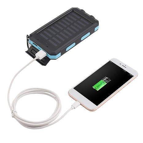 Leoboone 300000mAh Lazy Dual USB Cargador de batería Externo ...