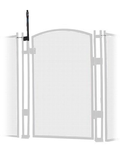 ez-guard 4 Tall/de cierre automático para piscina con cierre puerta valla