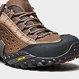 Merrell Men's Intercept Walking Shoe, Brown, US9.5
