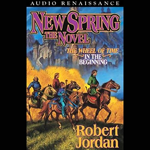 New Spring: The Wheel of Time Prequel Audiobook [Free Download by Trial] thumbnail