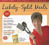img - for By Zonya Foco - Lickety-Split Meals: For Health Conscious People on the Go! (Spi Upd) (2/13/07) book / textbook / text book