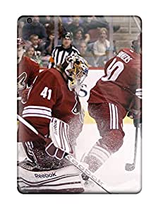 Tina Chewning's Shop phoenix coyotes hockey nhl (5) NHL Sports & Colleges fashionable iPad Air cases