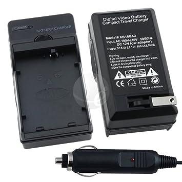 Amazon.com: Cargador de batería para Canon LP-E5 LC-E5 EOS ...