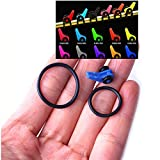 Fdrirect Lures Bait 10Pcs/Bag Fish Hook Safety Holder Fishing Tackle PE Plastic