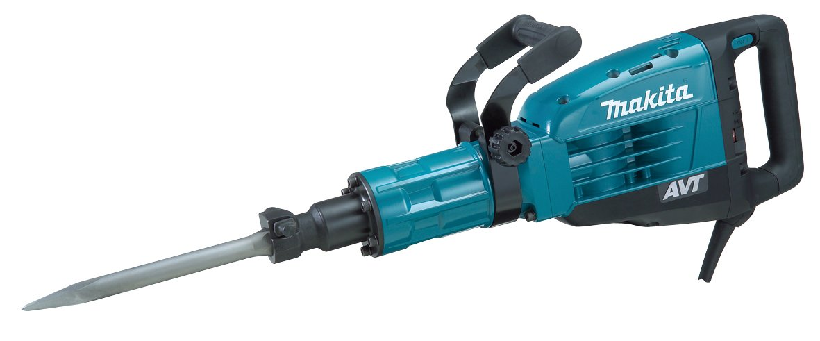 Makita HMC Martillo Demoledor Insercion Hexagonal Avt W Kg Modo Ralenti