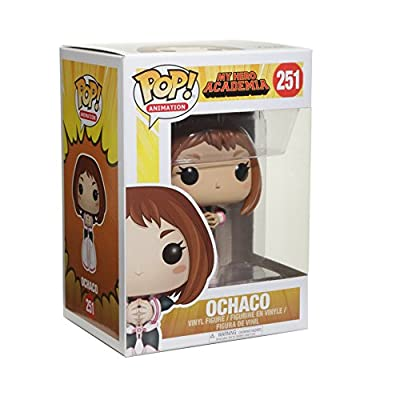 Funko POP Anime My Hero Academia Ochaco Action Figure: Funko Pop! Animation:: Toys & Games