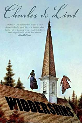 book cover of Widdershins