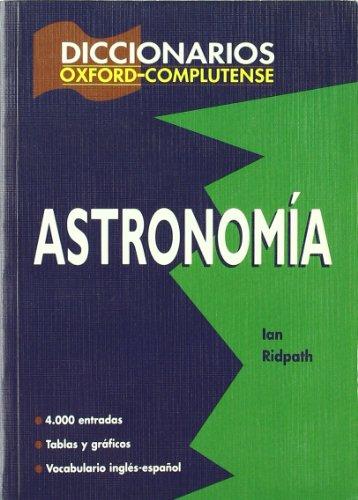 Descargar Libro Diccionario De Astronomía Ian Ridpath