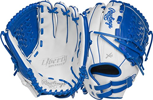 Rawlings Liberty Advanced Color Series 12.5'' Fastpitch Glove by Rawlings