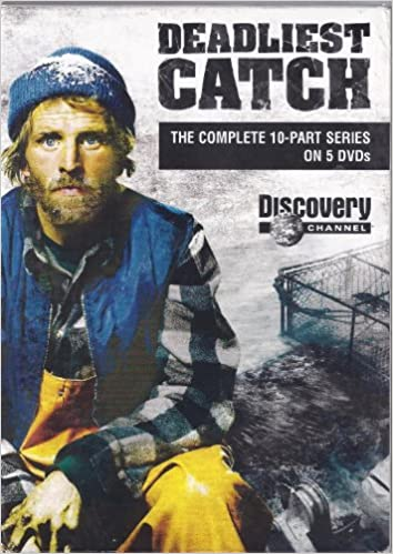 Deadliest Catch: the Complete 10 Part Series on 5 Dvds