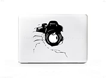 2 Nikon Camera DSLR Die Cut Vinyl Sticker Decal