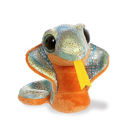Aurora World 29247 Charmer Cobra (Snake Plush Toy)