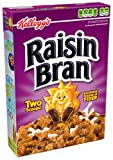 Kellogg's Raisin Bran Cereal, 18.7-Ounce Boxes (Pack of 4)