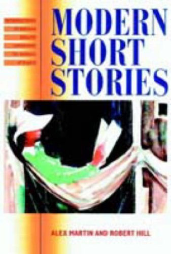 Modern Short Stories:  Introductions to Modern English Literature for Students of English
