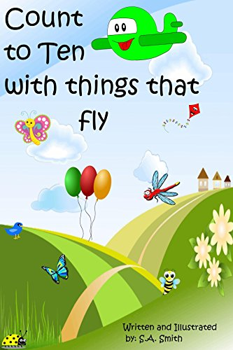Count Ten things that fly ebook product image