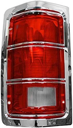 TYC 11-5059-21 Dodge//Plymouth Passenger Side Replacement Tail Light Assembly