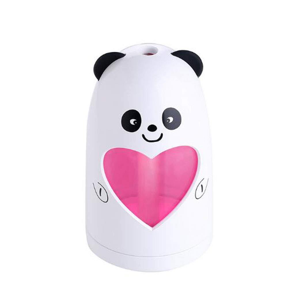 YUN USB Cute Cute Pet 180ML Humidifier Plug-in Car Spray Air Purifier (Color : 4)