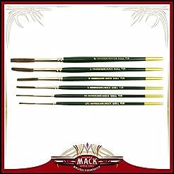 MACK Hannukaine Quill Pinstripe Brush/Br...