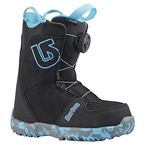 Burton Grom Boa Snowboard Boots Little (Burton Grom Snowboard Boots)