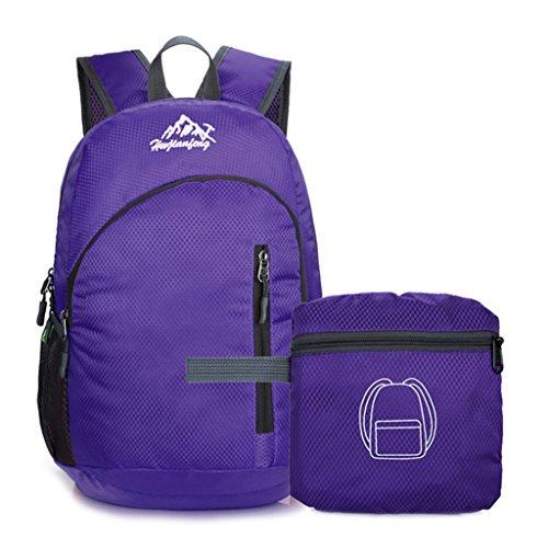 Purple Dabixx en Air Sac Sac Camping Dos À Pliable Randonnée Bleu École Plein Étanche Voyage Vélo 0qRAZUr0