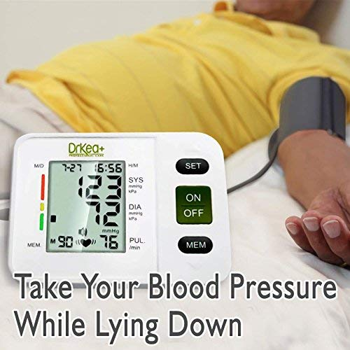 Blood Pressure Upper Arm Automatic Blood Pressure Cuff BP Pregnancy - Kit for - Included