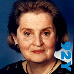 Madeleine Albright at the 92nd Street Y