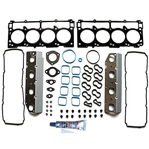 ECCPP Compatible fit for Head Gasket Set for 2009-2012 Chrysler Dodge Jeep 5.7L 16V V8 OHV RAM Engine Head Gaskets Kit ()