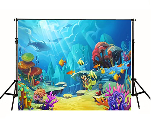 3d fish tank background - 6