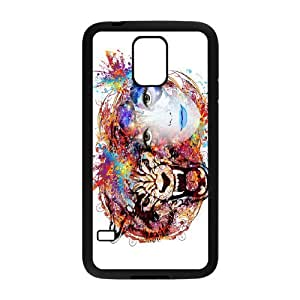 D-Y-Y6066598 Phone Back Case Customized Art Print Design Hard Shell Protection SamSung Galaxy S5 G9006V