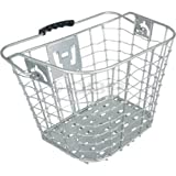 Best Axiom Panniers - Axiom 6061 Alloy QR Front Basket Silver Review