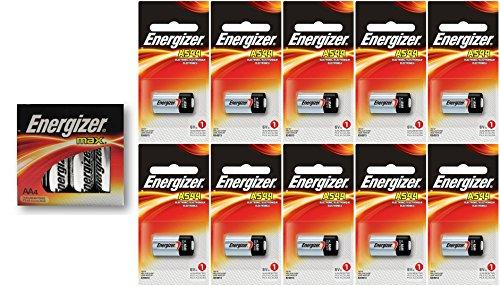 4 Aa Energizer Max Batteries - 6