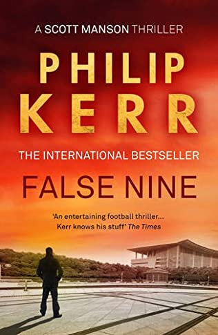book cover of False Nine