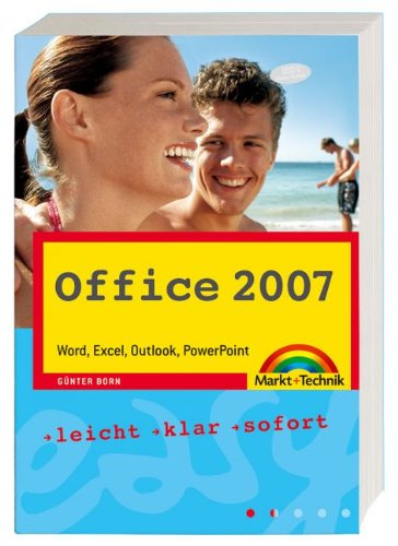 Office 2007: Word, Excel, Outlook, PowerPoint (easy)