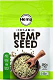 Hemp Foods Organic Hulled Hemp Seeds 250 g