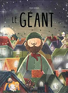 Le géant, Litchfield, David