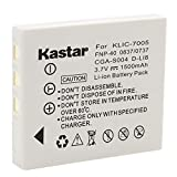 Kastar Battery 1 Pack for HP LI40 Q6277A Q2232-80005 Photosmart R742 R742v R742xi Digital Cameras