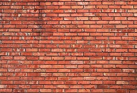 Amazon Com Baocicco Brick Wall Backdrop 10x7ft Photography