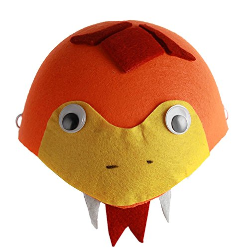 Duraplast Animal Hats Costume Halloween for Kids Funny Party Accessories Scary Snake -