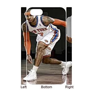 3DCarmelo Anthony of the New York Knicks For Samsung Galaxy S3 I9300 Case Cover , Anti Fall For Samsung Galaxy S3 I9300 Case Cover for Teen Girls {White}