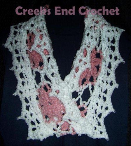 Moebius Scarf (Flower Moebius or Infinite Circle Scarf Crochet)