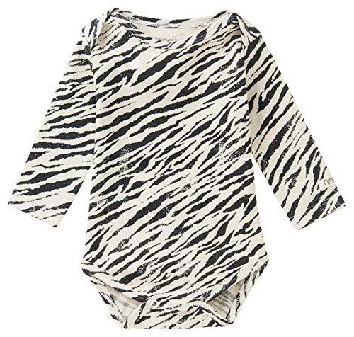 Noppies U Romper LS Rushkinnt AOP uniseks-baby t-shirt