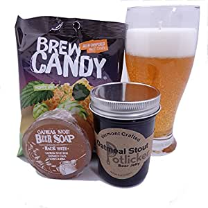 Oatmeal stout craft beer gift set beer for Craft beer gift set