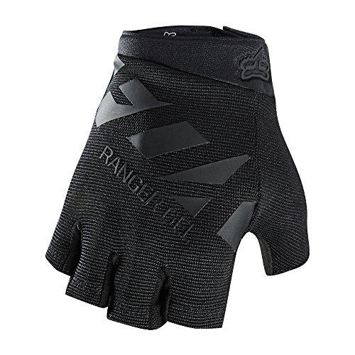 Fox Racing Ranger Gel Short Glove - Men's Black/Black, -