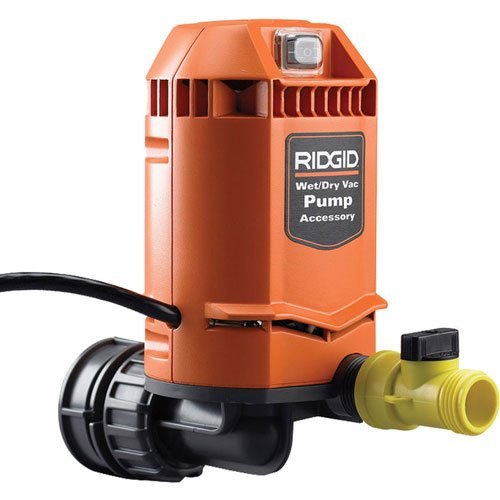 Ridgid Vp2000 Genuine Oem 5 8 Inch Quick Connect Pump Accessory For Wet   Dry Vacuums