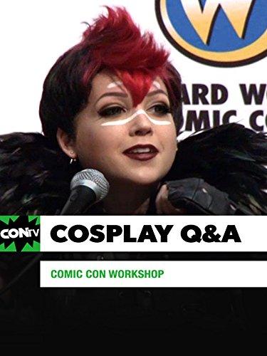 Comic Con Workshop: Cosplay