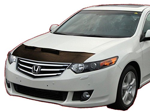 HOOD BRA Front End Nose Mask for Honda Accord since 2008 Bonnet Bra STONEGUARD PROTECTOR TUNING