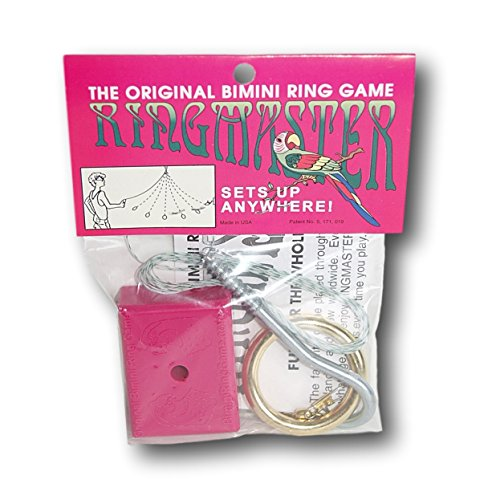 The Original Caribbean Islands Bimini Ring Toss Game -