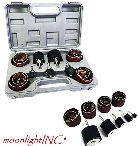 Woodworking Sander Power Sanding Drum Tool 26pc Kit