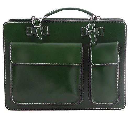 OH MY BAG - Bolso al hombro para hombre Taille Unique Verde